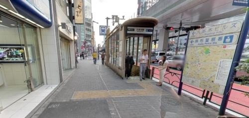 六本木駅5番出口