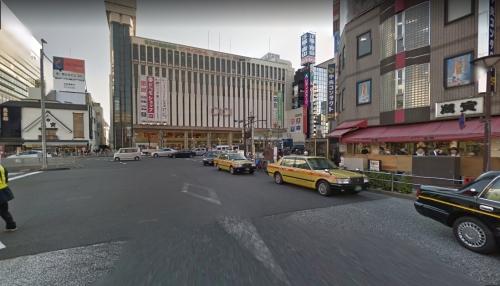錦糸町蓮への道のり