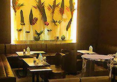 銀座の高級クラブ、クラブ上田(clubueda)の店内画像2