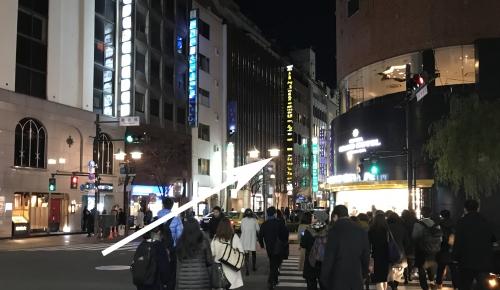 藤谷への道4