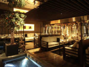 歌舞伎町のキャバクラ、オレンジテラスの店内画像