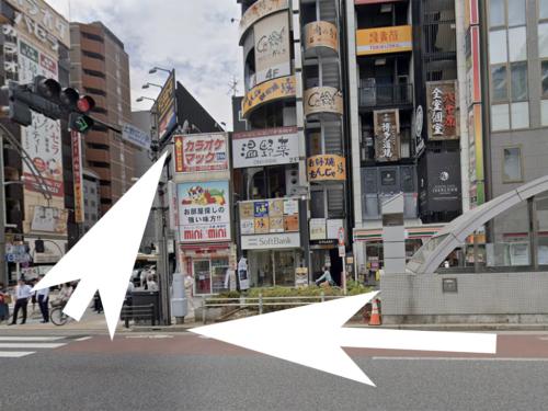 上野ゴッドファーザーへの道