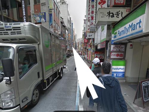 吉祥寺スイートへの道